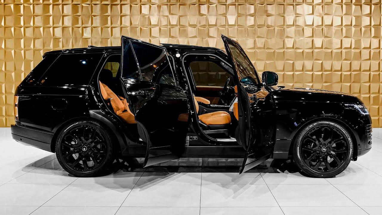 Download Range Rover Autobiography LWB (2020) - Sound, Interior and Exterior Details