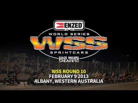 12/13 ENZED World Series Sprintcars Presented By Hog's Breath Cafe Round 10 (Albany, WA)