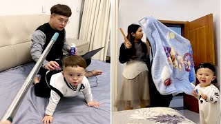 When You Have A Cute Naughty Kids #1 - Funny Baby Video 😆😆