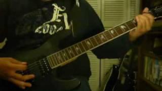 Tool - Lost Keys (Blame Hoffman) Guitar Cover