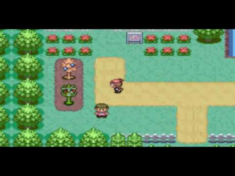 Pokémon Sapphire :: How to get TM09 (Bullet Seed)