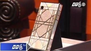 Ngắm chiếc điện thoại giá hơn 3 tỷ đồng | VTC