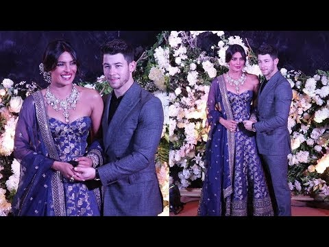Priyanka Chopra & Nick Jonas GRAND Wedding Reception | Full Video