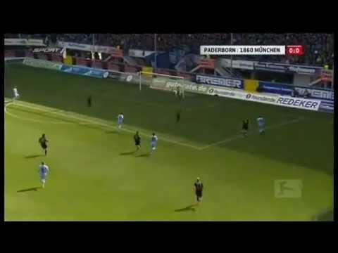 Đorđe Rakić vs Paderborn - 08.04.2012 / Srbi u Evropi