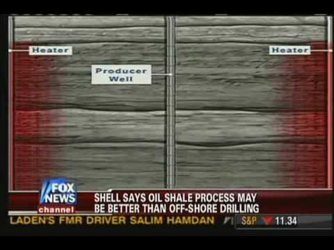 Oil Shale Video: Shale Oil as an Energy Solution: Fox News