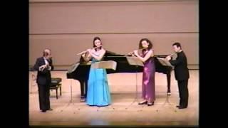 リリコスピラーレ 1St Concert クーラウ作曲 グランドカルテット.