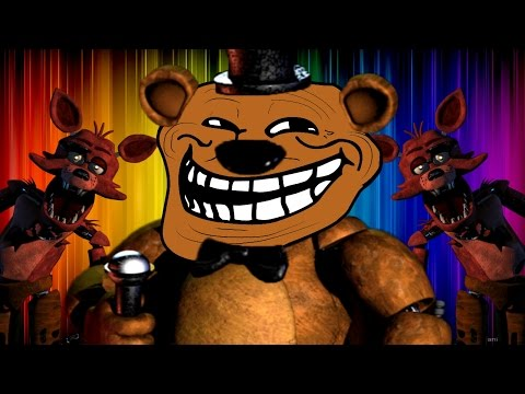 ULTIMATE FREDDY'S JINGLE // Five Nights at Freddy's Sound Song