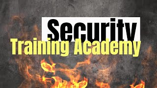 Why Security Training Academy
