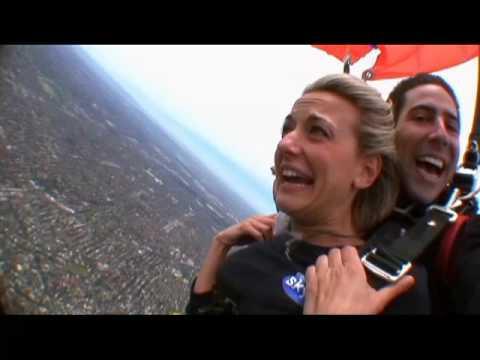 Skydive Coxy's Big Break