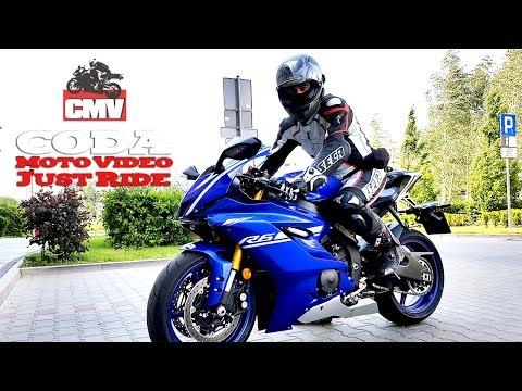 YAMAHA YZF-R6 2017 ABS vs highway +...