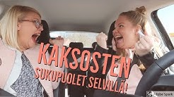 KAKSOSTEN SUKUPUOLTEN PALJASTUS / Twin Gender Reveal