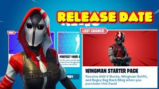 NEW STARTER PACK 3 'THE ACE' RELEASE DATE IN FORTNITE