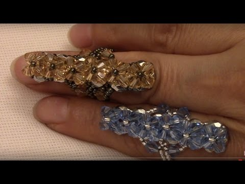 Handmade Jewelry: Super Chic Ring