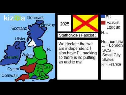 Alternate Future of Britain and Ireland #2