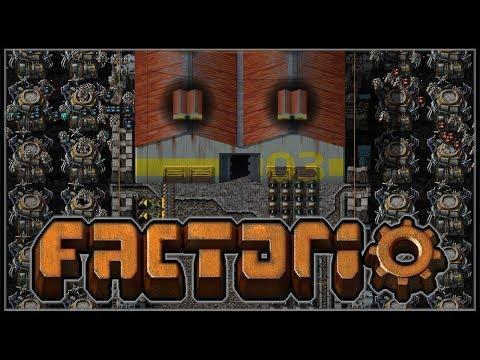 Factorio Recursion Recursion #1 - Probably Impossible