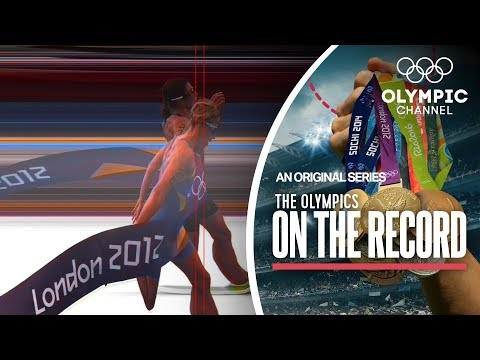 Thumbnail: The Story of the Closest Olympic Triathlon Finish Ever | Olympics on the Record