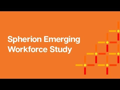 Spherion Emerging Workforce Study Presentation