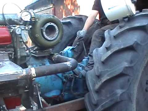 Detroit Diesel 2 Stroke >> V8 2takt take 2 med turbo - YouTube