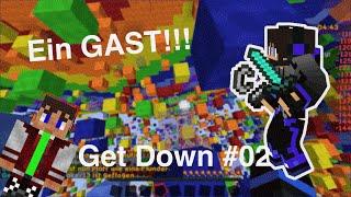 Ein Gast!!! || Minecraft GetDown #02 || LetsPlay || PalmLP