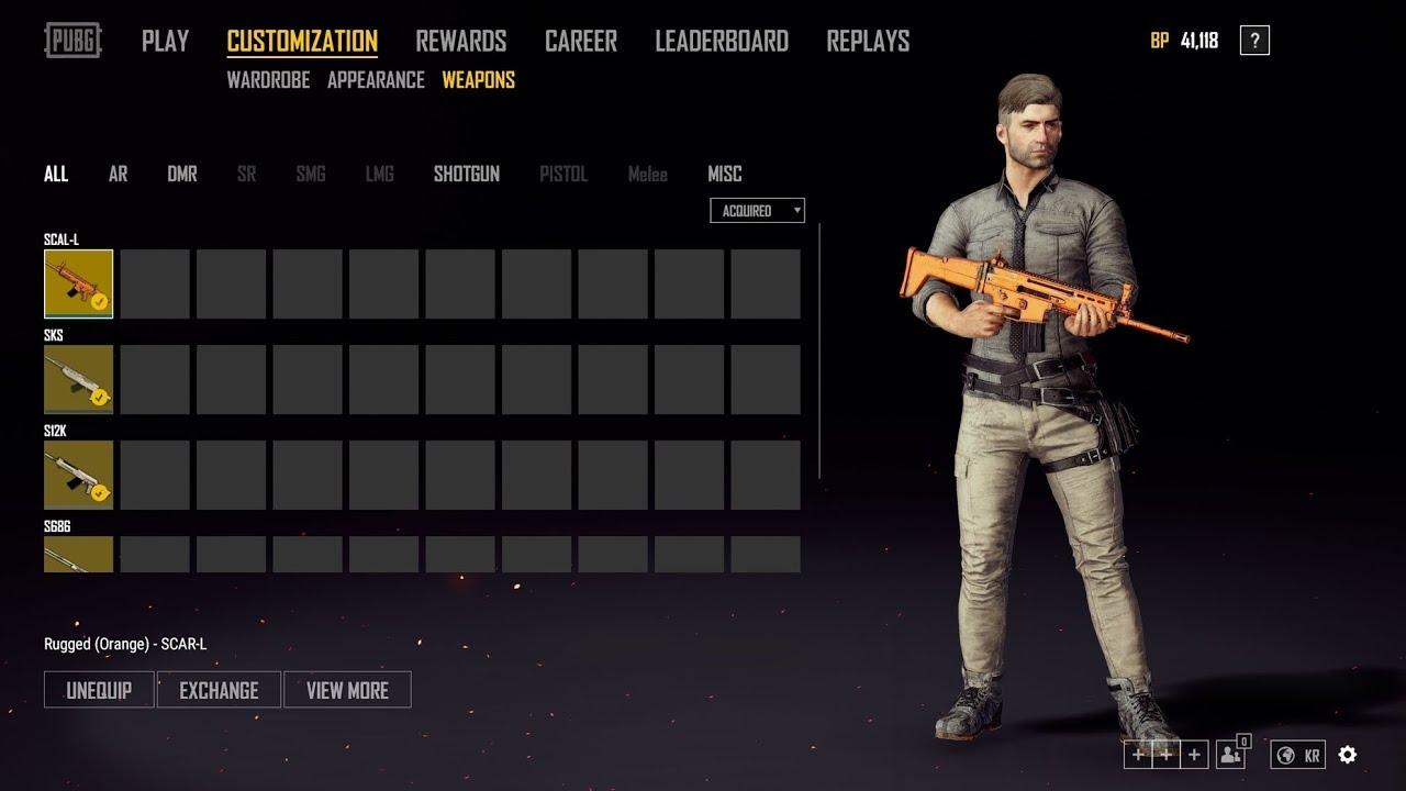 NEW UPDATE: New PUBG Weapon Skins & Crate Gameplay, China Region Lock