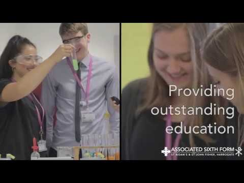 Come Together | St. Aidan's & St. John Fisher Associated Sixth Form