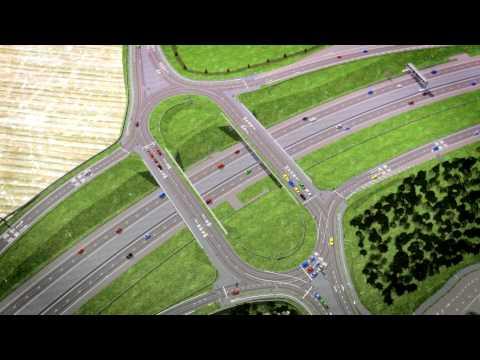 Queensferry Crossing - FRC Flythrough