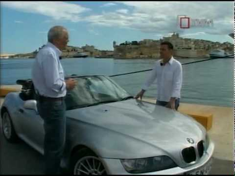 Bmw Z3 Electric Car Avi Youtube