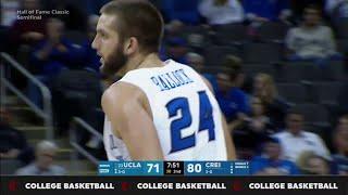 UCLA vs Creighton Basketball Game Recap 2017-11-20