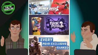 Vr Download 56 Hyper Dash Warplanes Floor Plan 2 Best Psvr Exclusives Youtube