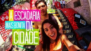 Escadaria Selarón | Pelo Rio Blog