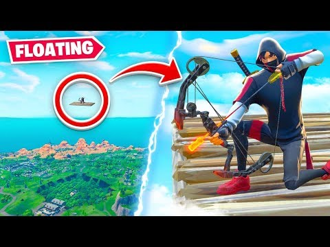 Using the FLYING GLITCH... (Epic plz fix)