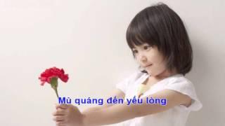 Trai tim em cung biet dau - Karaoke Tone nữ - Giảm Tone