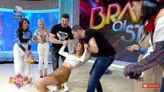 Bravo, ai stil! (21.02.2019) - Greta, provocare la limbo dance! Cum s-au descurcat concurentele?