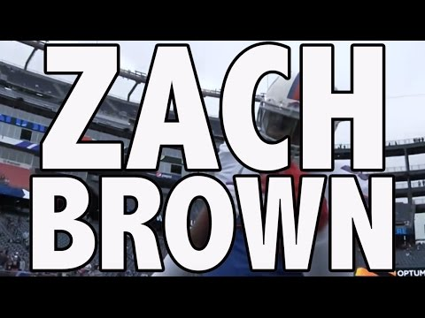 Zach Brown Highlights