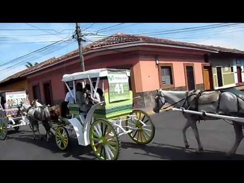 Granada Nicaragua Full Tour HD Exeprience