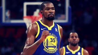 Kevin Durant Wins Western Conference Player of the Week    Week 8