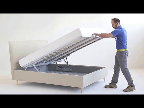 Итальянская кровать с