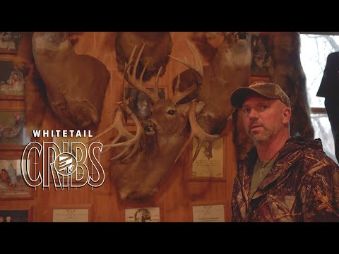 Whitetail Cribs: West Virginia Trophy Room