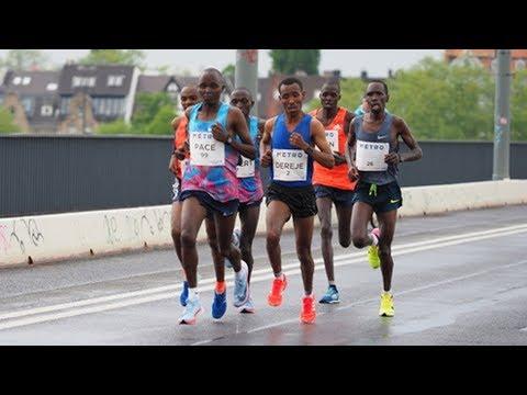 Dusseldorf Marathon 2018 – FULL RACE