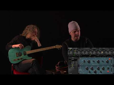Antelope Orion Studio Hd Amp and Cabinet modeling Sound Demo