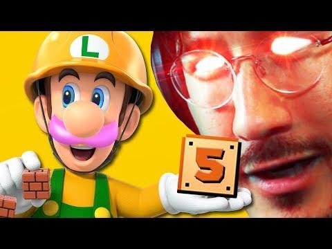 YOU WON'T BEAT ME...   Super Mario Maker 2 - Part 5