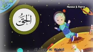 Lagu Anak Islami: Asmaul Husna 99 Nama Allah SWT