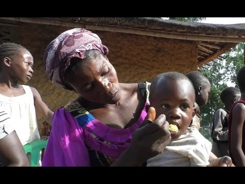 How the Congolese community is fighting against child malnutrition