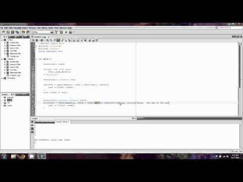 BeginnersCPP.com- Episode 31: Vector member functions, and iterators