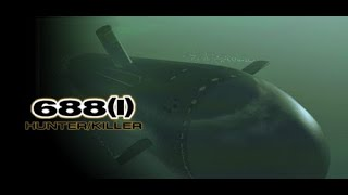 SCS 688 (I) Hunter Killer Submarine Simulation - First Tutorial and Learning TMA Part 1