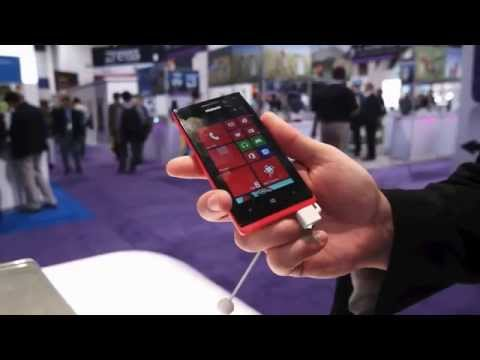 Huawei Ascend W1 Hands-On