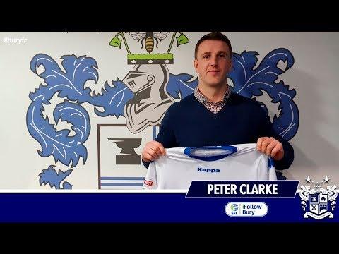 YouTube Teaser: Peter Clarke