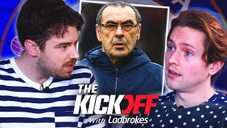 THE SARRI DEBATE! Laurence McKenna vs Chelsea Rory