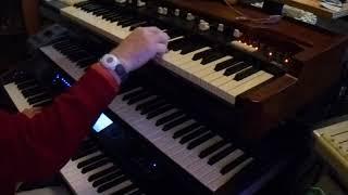 Tom Main Organ Rave 38 April 2020