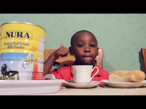 Nura Milk TV Ad in Niger FR
